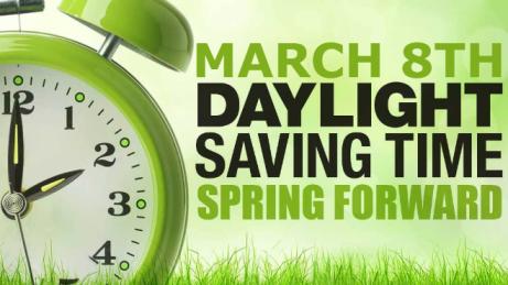 Daylight Savings 2020