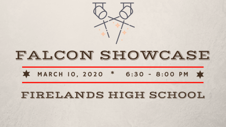Falcon Showcase 2020