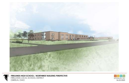NEW FHS Building